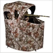 tent chair blind ameristep tent chair ground blind chairs home decorating ideas