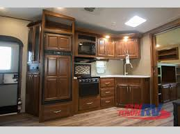 forest river wildcat fifth wheels upscale features at a budget