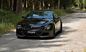 four seat g power m6 hurricane rr is the s fastest four seat coupe