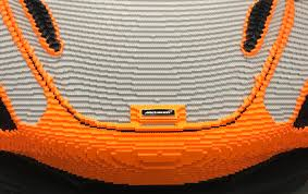 lego mclaren mclaren needs your help to build a life size lego 720s at goodwood