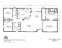 Palm Harbor Homes Floor Plans St Andrews 3 Bed 2 Bath 1 856 Sqft Affordable Home For
