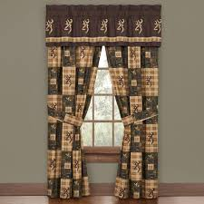 Curtains Drapes Western Rustic Curtains Drapes Valances Pillows Cabin Place