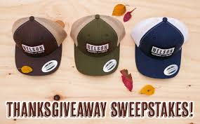 thanksgiveaway sweepstakes nelson treehouse