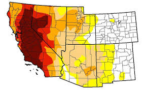 United States Drought Map by Water Files Mapping Drought A Surprising Mix Of Art Science
