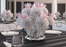 pink elegant centerpieces wedding centerpieces and party favors