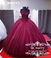 burgundy quince dresses burgundy designer sweet 16 quinceanera prom dresses 2017 gown