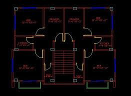 autocad home design 2d the floor plan design autocad home deco plans