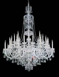 Diamond Chandeliers Inspirations Schoenbeck Lighting With Swarovski Chandelier And