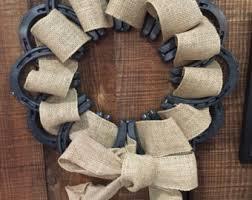 horseshoe wreath diy wreath frame horseshoe wreath horseshoe wreath frame