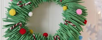 Easter Tree Decorations Asda by Christmas Wreath Create A Showstopper Decoration To Be Proud Off