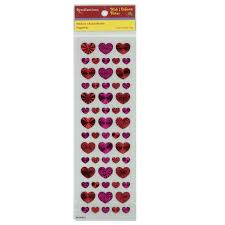 find the kids hearts hologram stickers by recollections at michaels