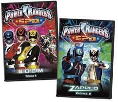 power rangers dvd u0027never episode u0027