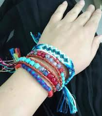 bracelet friendship make images How to make friendship bracelets by yourself 7 steps with pictures jpg