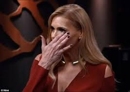 The Voice Australia Blind Auditions The Voice Australia Contestant Brings Sonia Kruger To Tears