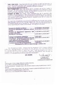 welcome to andhra university examinations schedule