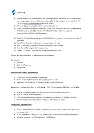 sample cover letter for permanent residence application 12152