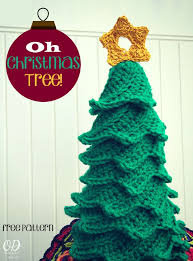 oh tree tree free pattern and crochet