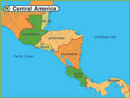 america map honduras central america overview of a diverse fascinating region for