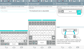 samsung original keyboard apk lg g3 keyboard which shrinks grows and learns for any