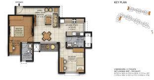 The Panorama Floor Plan by Floorplan Brigade Panorama Bangalore