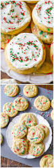 christmas funfetti cookies supreme sallys baking addiction