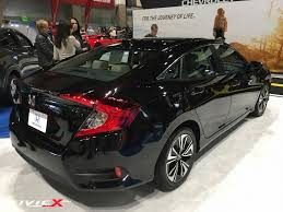 lexus es 350 price in pakistan meeting the 2016 civic in person at the seattle auto show 2016