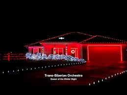 trans siberian orchestra christmas lights queen of the winter night by trans siberian orchestra christmas