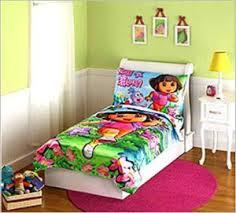 Dora The Explorer Bedroom Furniture by Dora The Explorer Toddler Bed