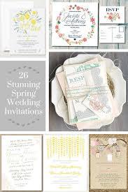 thanksgiving wedding invitations stunning spring wedding invitations
