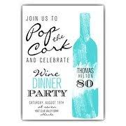 80th birthday invitations paperstyle