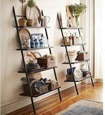Leaning Bookshelf Woodworking Plans by Leaning Shelf Building Plans Leaning Bookcase Ladder Diy With