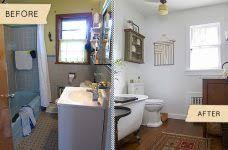 bathroom remodel ideas before and after wonderfull design small bathroom ideas uk crafts home