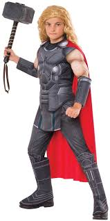 Thor Halloween Costume Toddlers Thor Costumes Costume Craze
