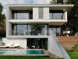 Home Design Ideas With Pool by Furniture Large Minimalist House Architecture Ideas With Pool