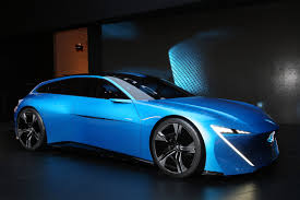 peugeot concept car peugeot instinct concept reveals new styling direction at geneva