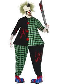 halloween costumes zombies fat zombie clown costume escapade uk