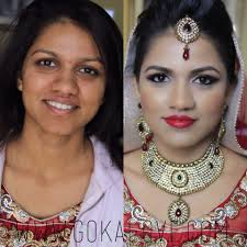 makeup artist in boston before and after of my indian in washington dc makeup