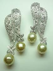 diamond earrings india designer chandelier diamond earrings india diamond bridal sets