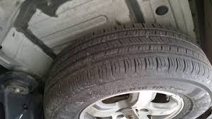 2007 honda pilot tire size 2006 honda pilot with size spare tire no more small donut