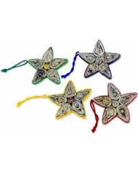 tis the season for savings on novica recycled paper ornaments