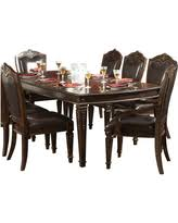 don u0027t miss this deal on homelegance santos 8 piece rectangular