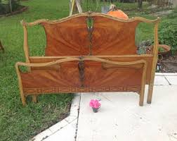 Antique Headboard And Footboard Full Size Headboard Etsy