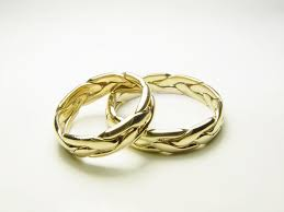 weddings rings gold celtic wedding ring set wedding rings pictures