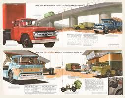 Old Ford Truck Brochures - 1957 ford trucks brochure u2013 oldcuts