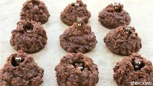 pop groundhog cookies cute eat