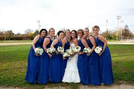 cobalt blue bridesmaid dresses brides helping brides cobalt blue bridesmaids dresses liweddings