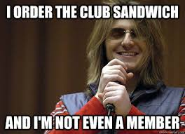 Sandwich Meme - 13 sandwich memes for national sandwich day that will leave you