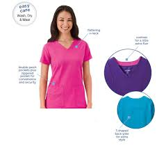 nursing scrubs the modern v by jockey scrubs