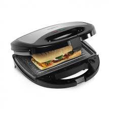Toaster With Sandwich Maker Tower Housewares Cerastone 3 In 1 Sandwich Maker