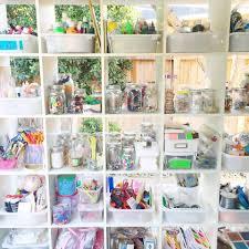 one crafty mom u0027s quest to organize her art supplies meri cherry